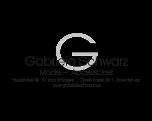 logo_gabriele_schwarz_mode